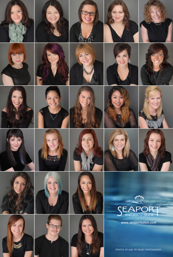 Seaport Salon & Spa in Old Town Silverdale
